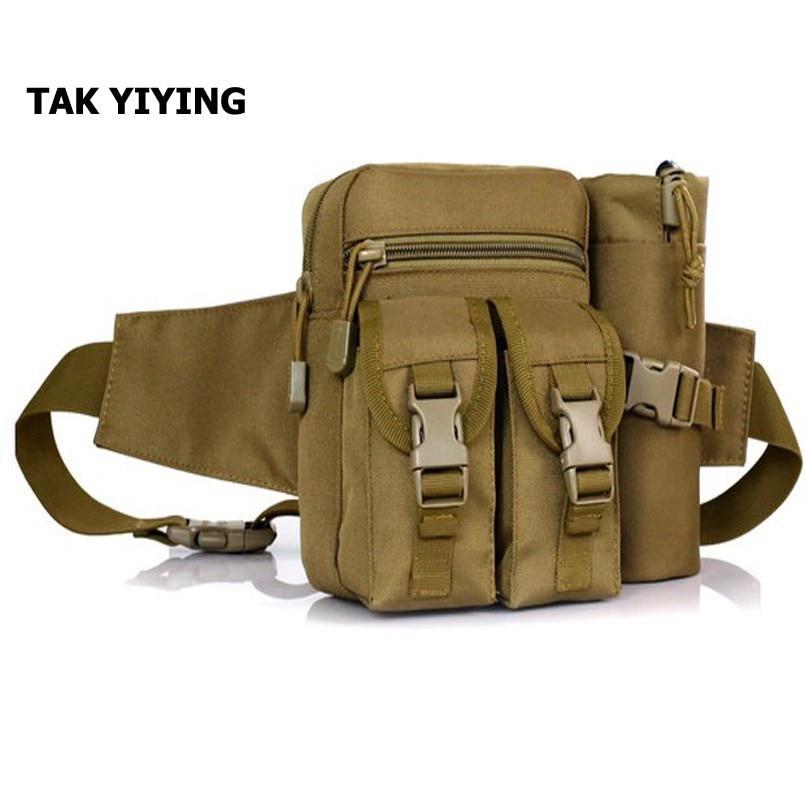 Prix pour TAK YIYING Poche Extérieure edc sac molle utility pouch de pêche taille packs 900D bouilloire sac équipement accessoires