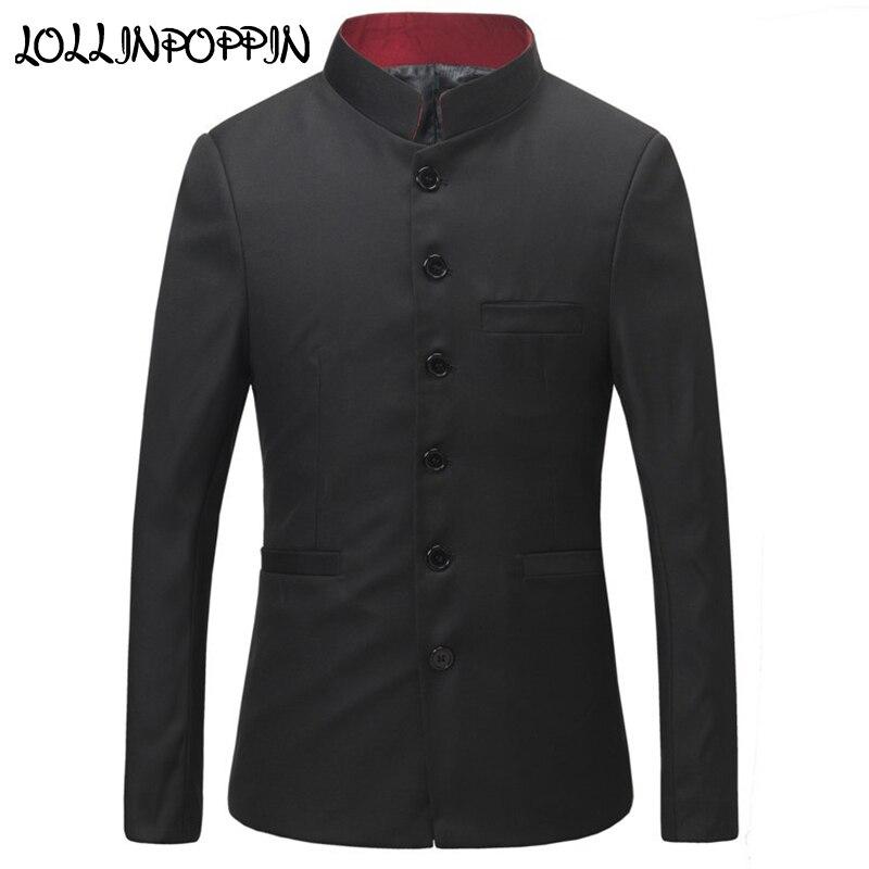 top 10 men 2527s fashion casual coat arrival mandarin near