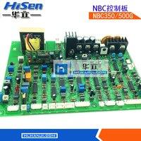 NBC350/500I Control Board IGBT Inverter Gas Welding Machine Circuit Board Parts Manual Welding Dual purpose Main Control Board