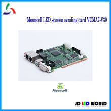 Mooncell v30 VCMA7-V30 cor cheia tela led envio cartão substituir VCMA7-V10, VCMA7-V20