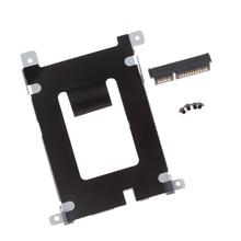 Жесткий диск HDD SSD Caddy/отсек корпуса для Dell Latitude E5420 E5520+ Разъем HDD с винтами D80V4