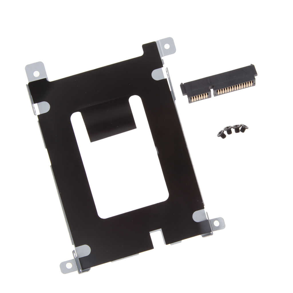 Dysk twardy HDD SSD Caddy/obudowa do Dell Latitude E5420 E5520 + złącze HDD ze śrubami D80V4