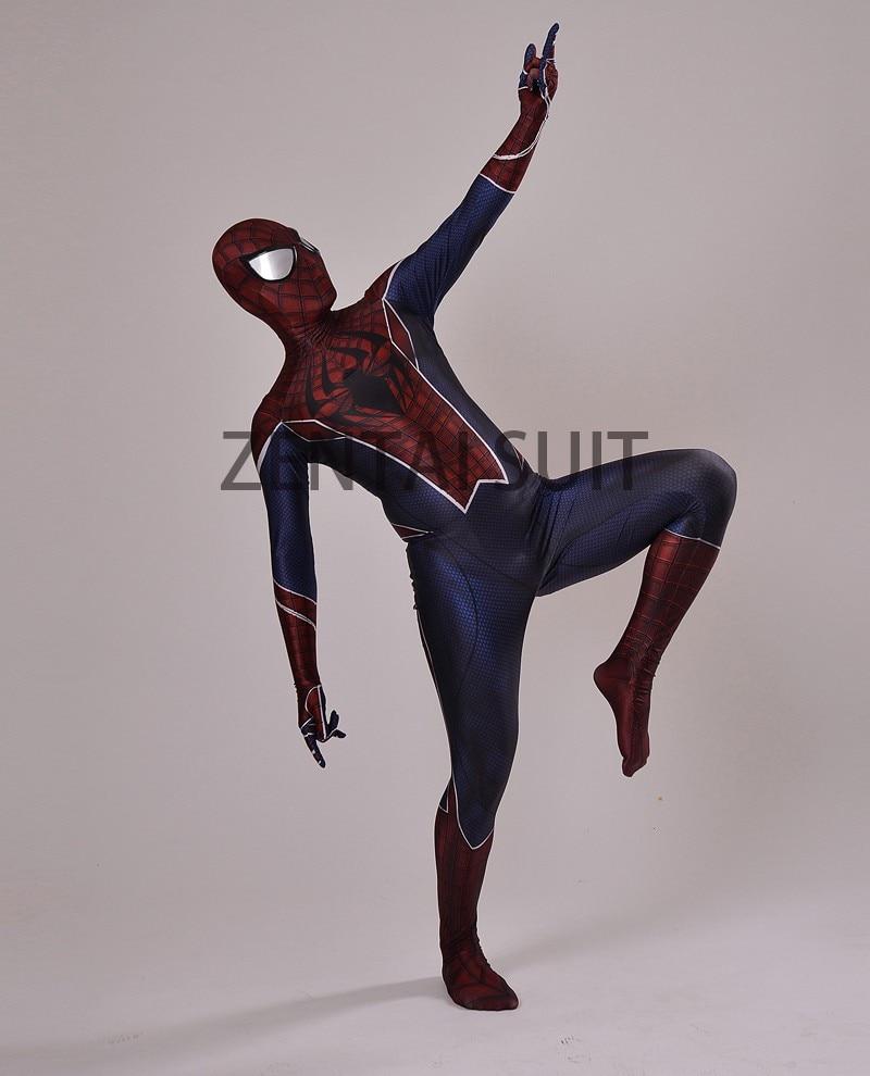 Spiderman կոստյումներ երեխաների համար / - Կարնավալային հագուստները - Լուսանկար 5