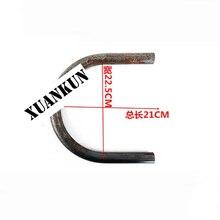 XUANNKUN GN125 CG125 аксессуары Модифицированная u-образная Хвостовая рама