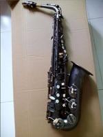 Saxophone Hot Selling Selmer Alto Sax Matt Black Perfect Sound Quality Free Delivery