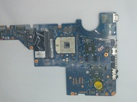 Free shipping 595183 001 board for HP CQ62 CQ42 G62 G42 laptop motherboard with for Intel hm55 chipset