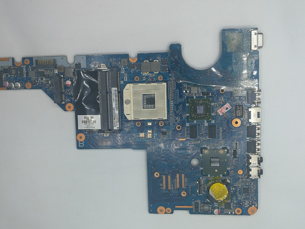Trasporto libero 595183-001 bordo per HP CQ62 CQ42 G62 G42 madre del computer portatile con Intel hm55 chipsetTrasporto libero 595183-001 bordo per HP CQ62 CQ42 G62 G42 madre del computer portatile con Intel hm55 chipset