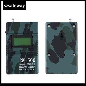 Image 3 - SZSAFEWAY RK560 50MHz 2.4GHz B199a DCS CTCSS רדיו דלפק