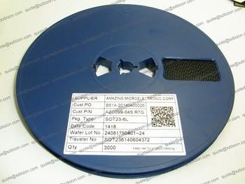Envío Gratis AZC099-04S.R7G SOT23-6 3000 piezas/carrete