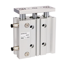 air Cylinder MGPM32-25Z MGPM32-30Z Thin cylinder with rod Three axis three bar Pneumatic components MGPL32-25Z AFR