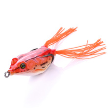 QH  Frog-like Fish Bait Lu Ya Suit 12.5g/5.5cm Bionic bait New Fishing Gear Free Shipping