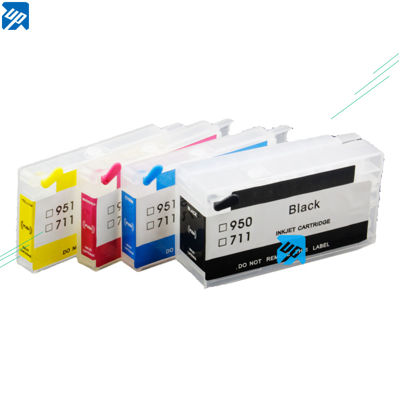 UP Empty Refillable ink cartridge for HP953 953 XL OfficeJet Pro 8702 8710 8720 8730 8728