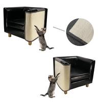 Cat Scratch Board Pad Furniture Protect Sisal Scratcher Mat Claws Care Cat Toy Sofa Scratching Post Protect