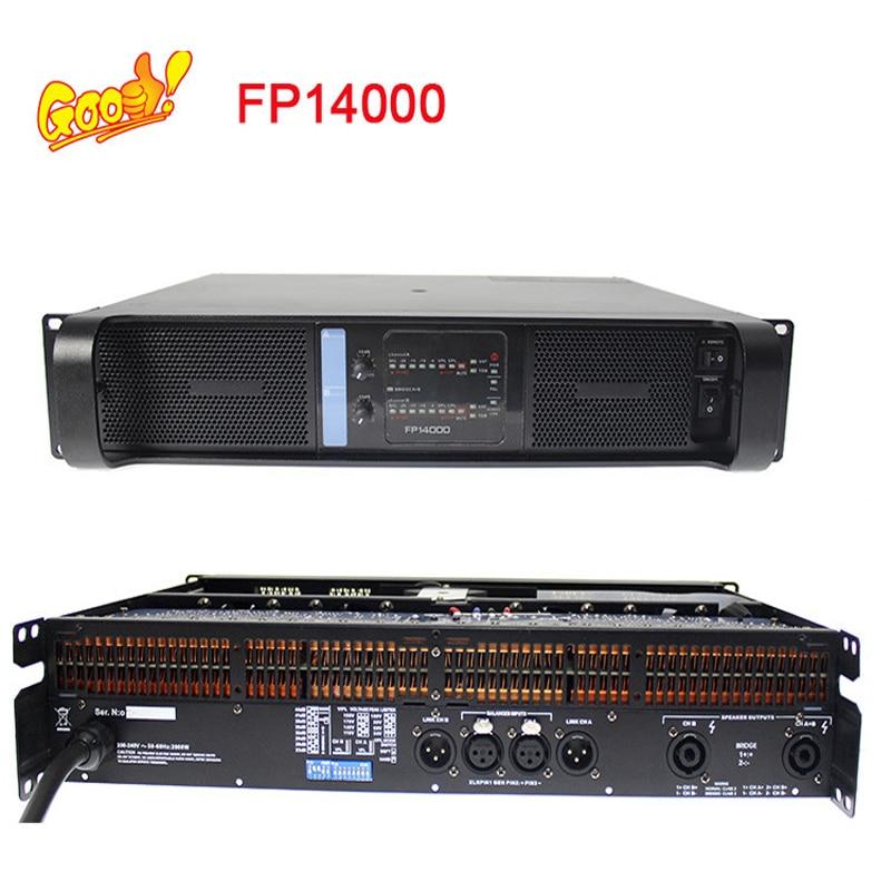 High Quality Sound Digital Professional High Speaker Power Amplifier Module Fp14000 high quality sound digital professional high speaker power amplifier module fp14000