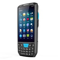 4.5'' touch screen handheld pda waterproof rugged phone honeywell android barcode scanner terminal PDA