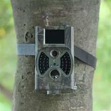 Photo Traps Hunting Camera Chasse Camera for Hunter Non Flash Wild Trail Camera Motion Detection Anti Theft IR Video Camcorder
