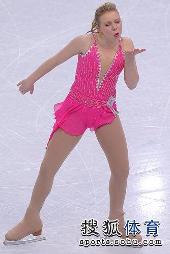 Девушка Для женщин Латинской Чача Ice платье конькобежное Фигурное катание на льду платье