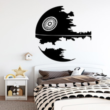 Modern Star Wars Vinyl Kitchen Wall Stickers Wallpaper vinyl Decoration Accessories Kids Room Decroative