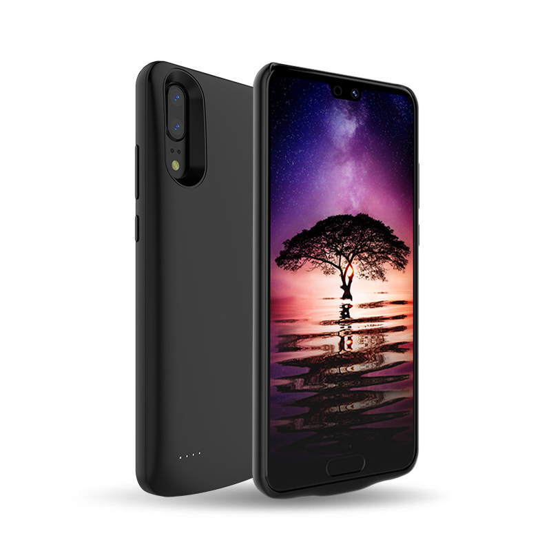 3600mAh/6000mAh External Phone <font><b>Battery</b></font> Charger <font><b>Case</b></font> For <font><b>HuaWei</b></font> <font><b>P20</b></font> Protable Phone <font><b>Battery</b></font> Backup Cover <font><b>Case</b></font> For <font><b>HuaWei</b></font> <font><b>P20</b></font> image