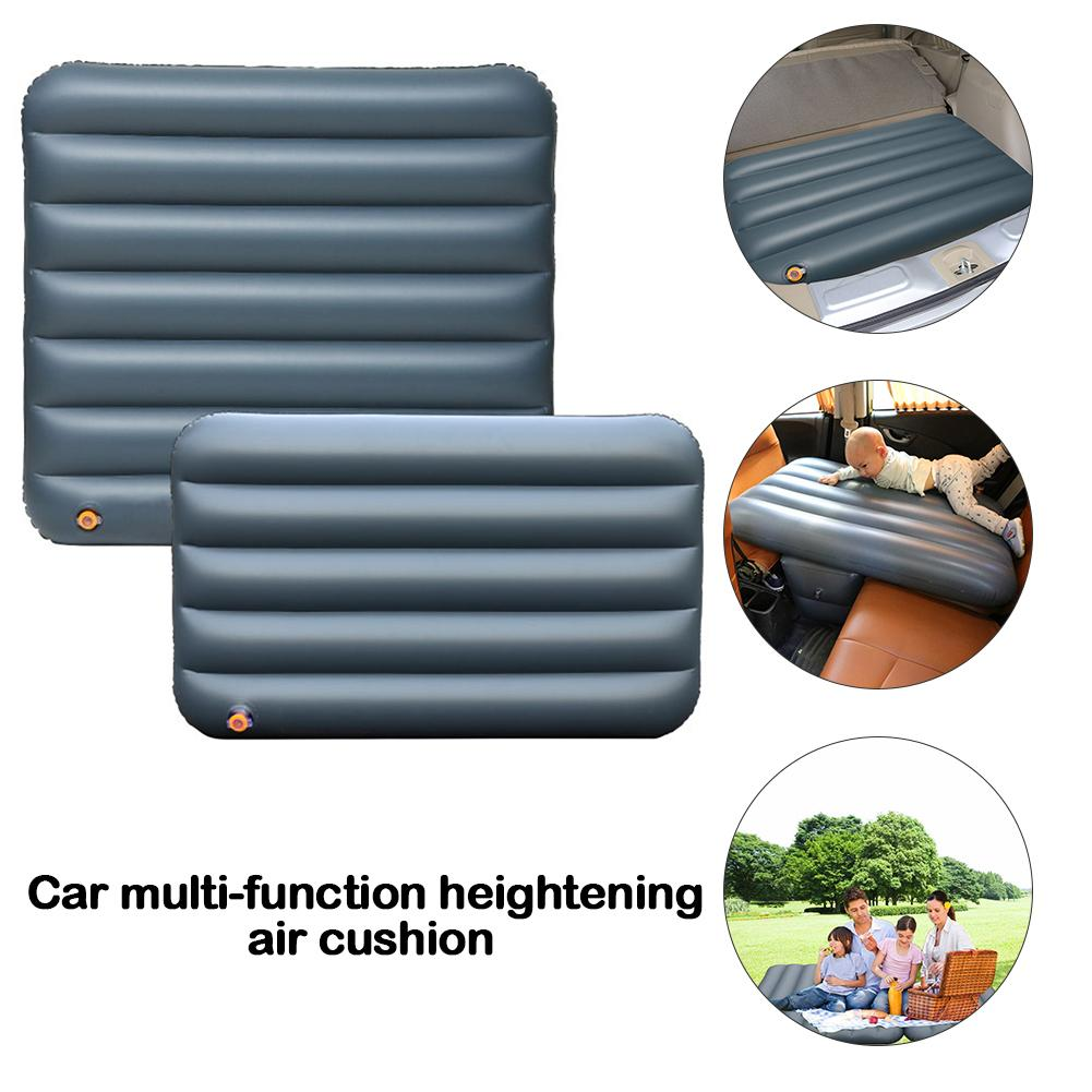 2019 Car Automatic Inflatable Bed Portable Travel Camping Air Bed Foldable Trunk Cushion Inflatable Mattress For Car Back Seat