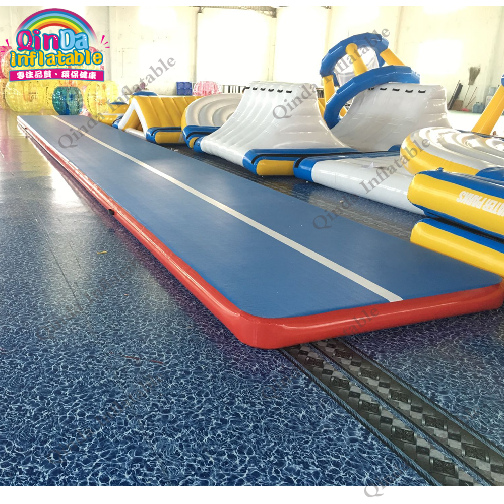 8x2x0.2m air floor tumbling track gymnastics cheerleading mat inflatable gym mat for adults8x2x0.2m air floor tumbling track gymnastics cheerleading mat inflatable gym mat for adults