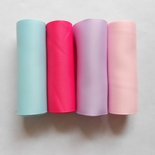 [5yards/color/lot] 75mm polyester grosgrain Ribbons mixed color for wedding Christmas and hair bows decoration
