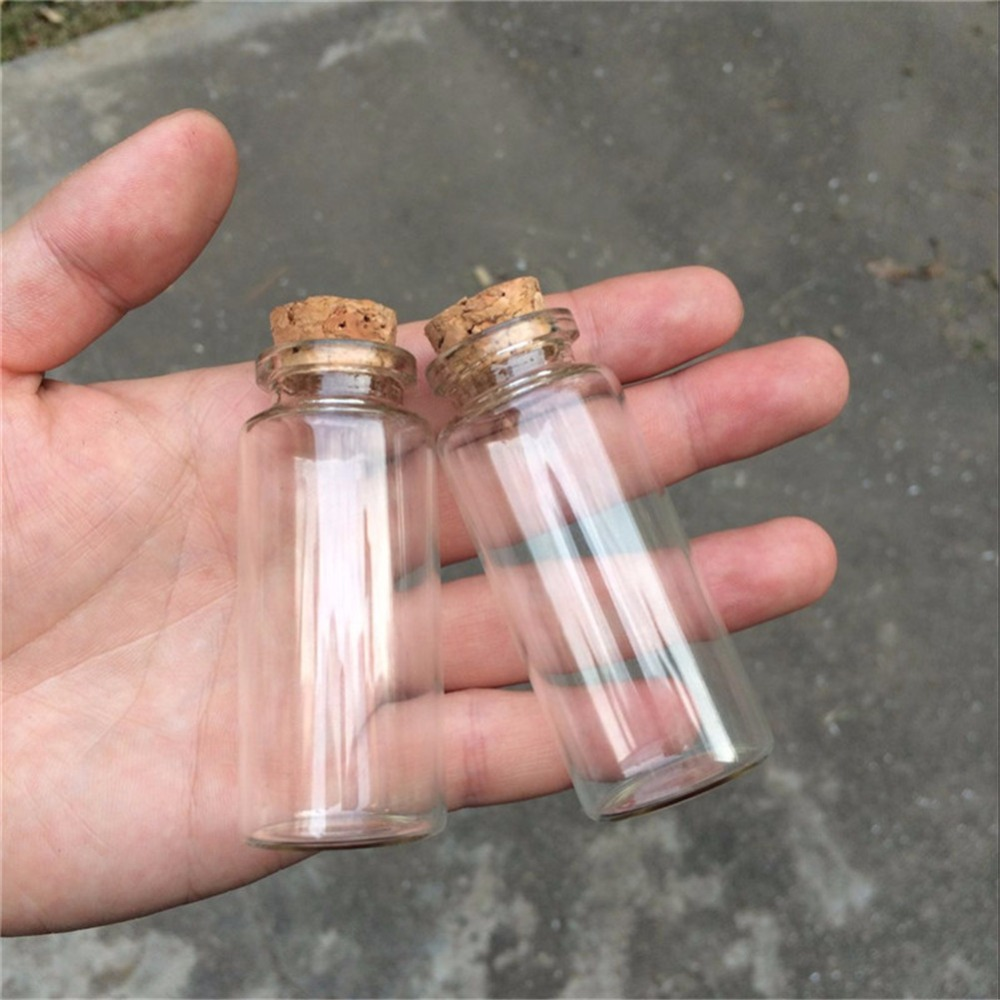 40ml Glass Bottles With Cork