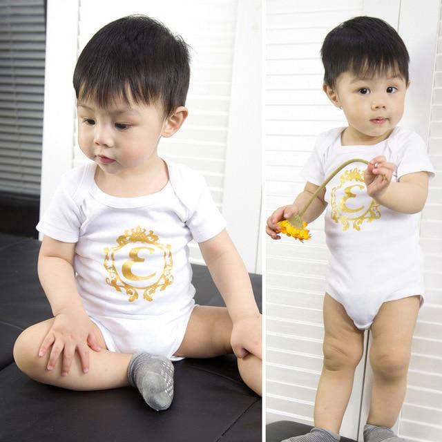 Groothandel Babykleding.Groothandel Retail Nieuwe Stijl Zomer Baby Bodysuits Baby Korte Mouw