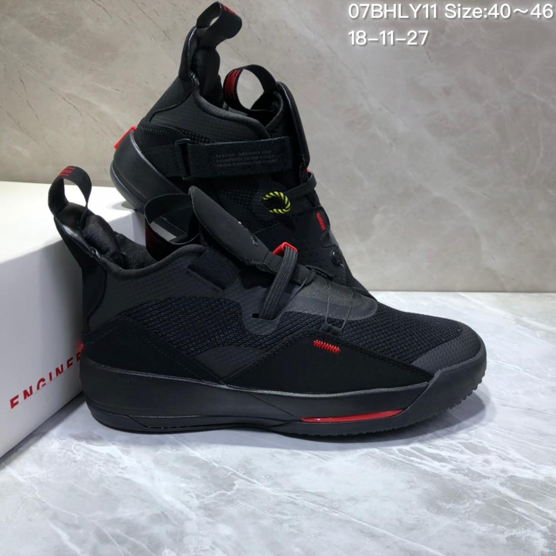 67827a8cf6b7 Hot sale Official New Arrival BALL 365 Men s Basketball Shoes Sneakers  Jordan XXXIII AJ33 chaussure homme