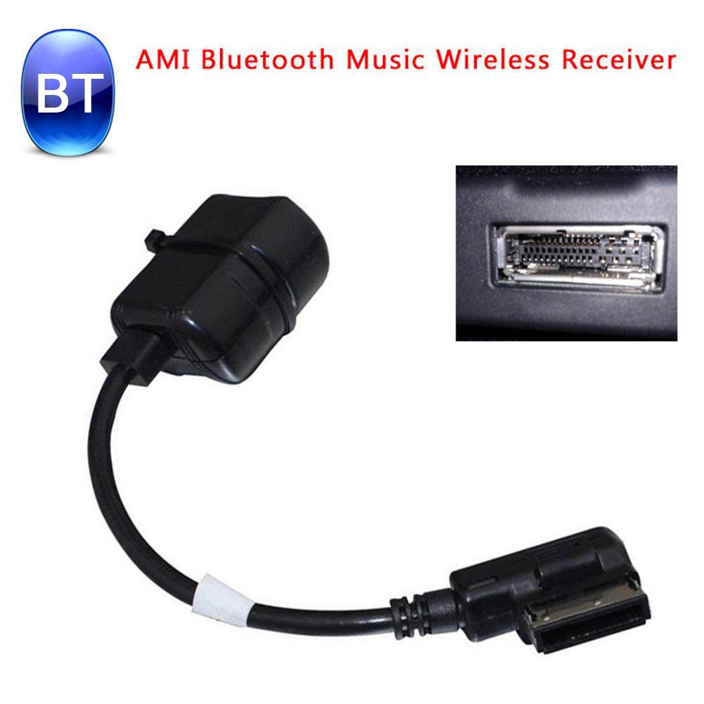 Car Bluetooth Module For Audi Vw Radio Stereo Aux Cable: Car Bluetooth Receiver Music Receiver Module Radio Stereo