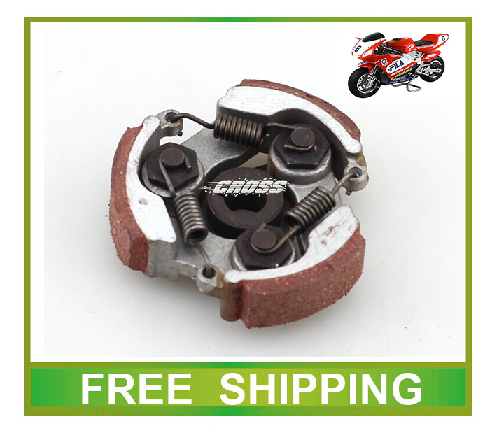 47CC 49CC debriyaj POCKET BIKE MINI MOTO ATV QUAD CLUTCH İKİ QAZAN - Motosiklet aksesuarları və ehtiyat hissələri - Fotoqrafiya 2