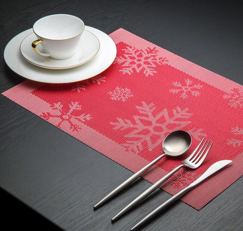 Aliexpress.com : Buy Fyjafon 2/4/6pieces Table Mat PVC