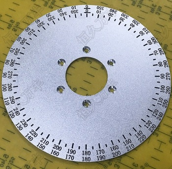Diameter:200mm Inner d:50mm thickness:3mm Sandblasting dial electrochemical balancing machine accessories