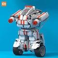 Лучший Подарок Xiaomi Робот Строительный Блок Робот Bluetooth Мобильный Пульт Дистанционного Управления 978 Запчасти Self-баланс Системы Модуль Программы
