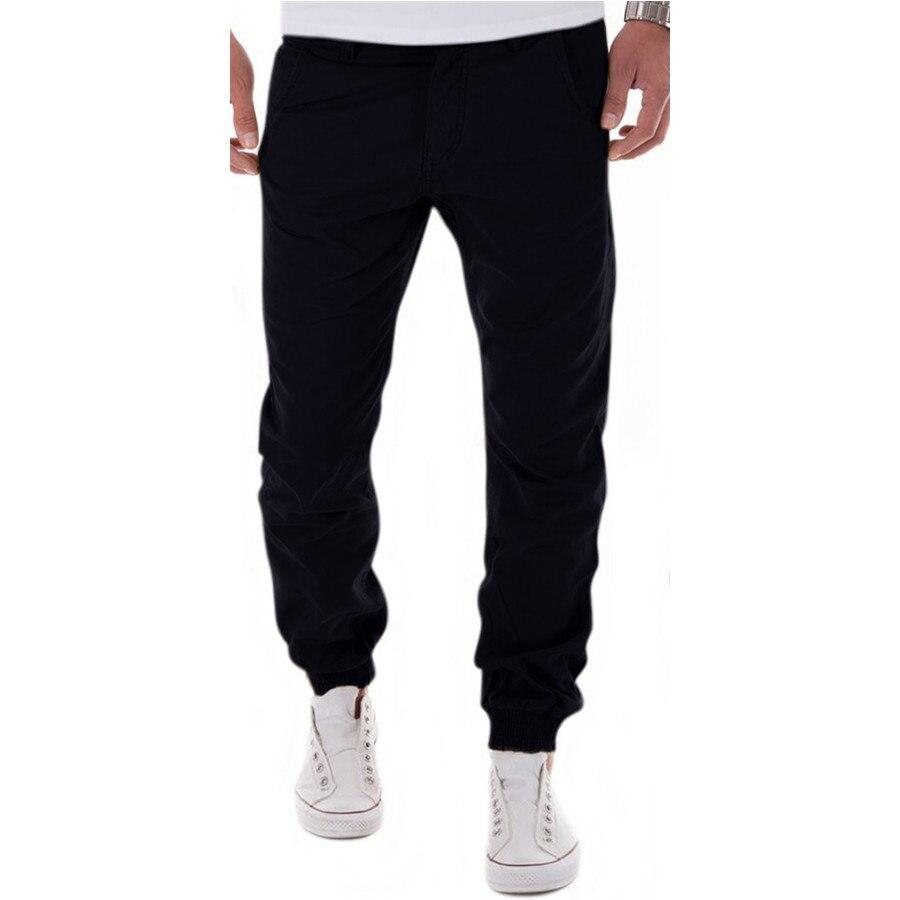 Heren casual broek broek katoen 2017 nieuwe zomer herfst vrije stijl - Herenkleding - Foto 6