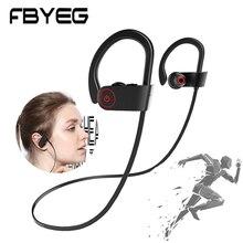 Bluetooth беспроводные наушники bluetooth гарнитура шумоподавление стерео наушники с микрофоном для xiaomi телефон по FBYEG