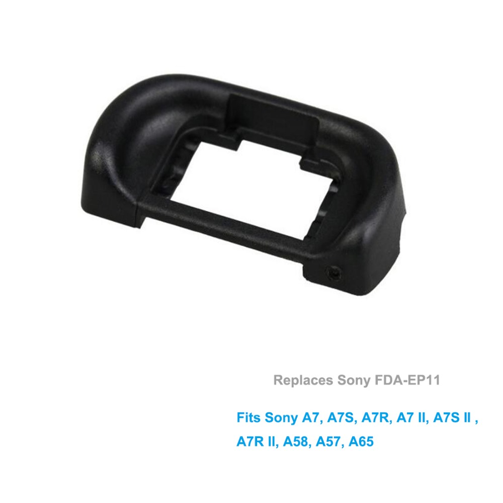 Camera & Photo Nice Fda-ep11 Eyecup Viewfinder Eye Cup Eye Piece Eyecup Protector For Sony Camera A7 A7ii A7s A7sii A7r A7rii A65 A58 A57