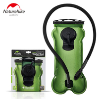 Naturehike Outdoor Water Bag 3L Portable Sport Cycling Climbing Running Camping Hiking Thicken PEVA Foldable Water Bags