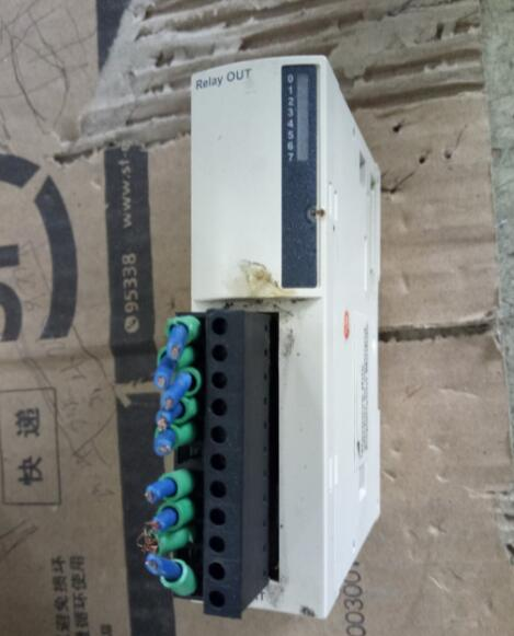 PLC TM2DRA8RT , Used one , 90% appearance new , 3 months warranty in stock