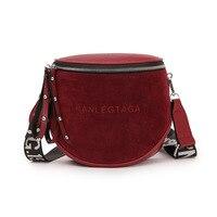 Autumn And Winter New Frosted Tassel Bucket Bag Shoulder Bag Female Handbag Retro Messenger Bag Mobile Phone Bag