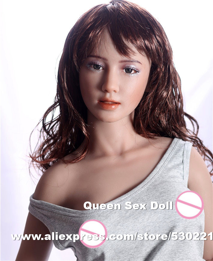 NEW Top quality 142cm life size silicone sex doll, black love dolls, japanese adult doll, vagina real pussy boob sex toy 2016new 145cm top quality life size silicone sex doll japanese love doll artificial girl for sex vagina pussy ass sex toy men