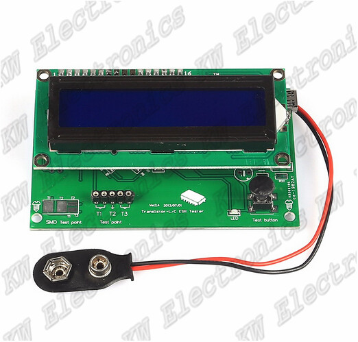 Free Information Society Mosfet Tester Electronic Circuit Schematic