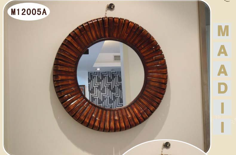 Grote Ronde Spiegel : De leukste spiegels voor in de gang eliving