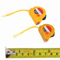 Retractable 3m/5m Tapeline Stainless Steel Measuring Tape Measure Tools CM And Feet Unit Measure Tape