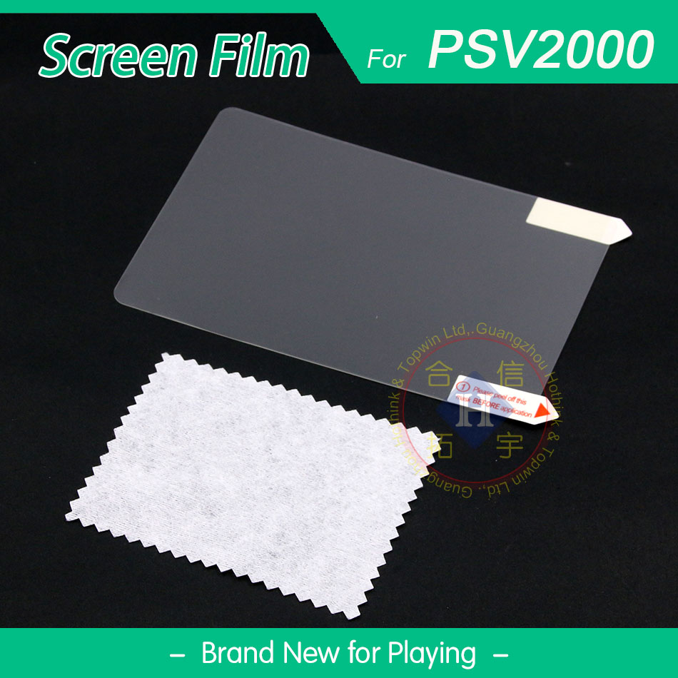 HOTHINK (2pcs/lot) LCD Screen Protector Film For PSVita 2000 PSV PS Vita 2000 PSV2000 PSV Slim