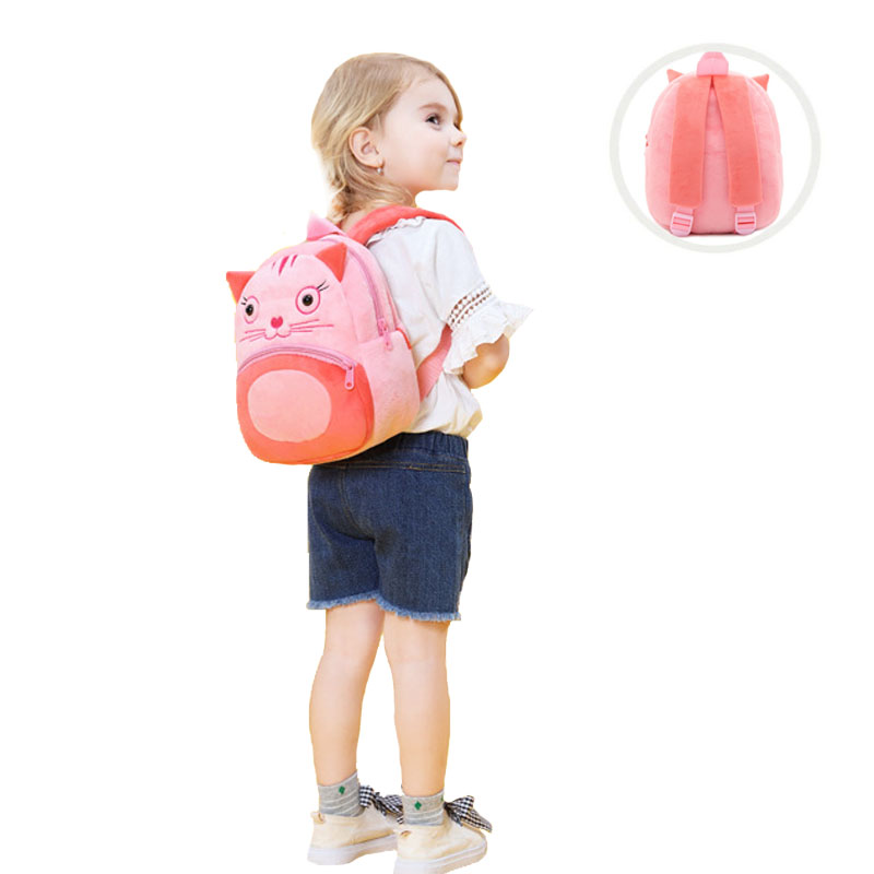 For 1-4 years Toddler Babys Backpack Little Kids Boy Girl Kindergarten Schoolbag