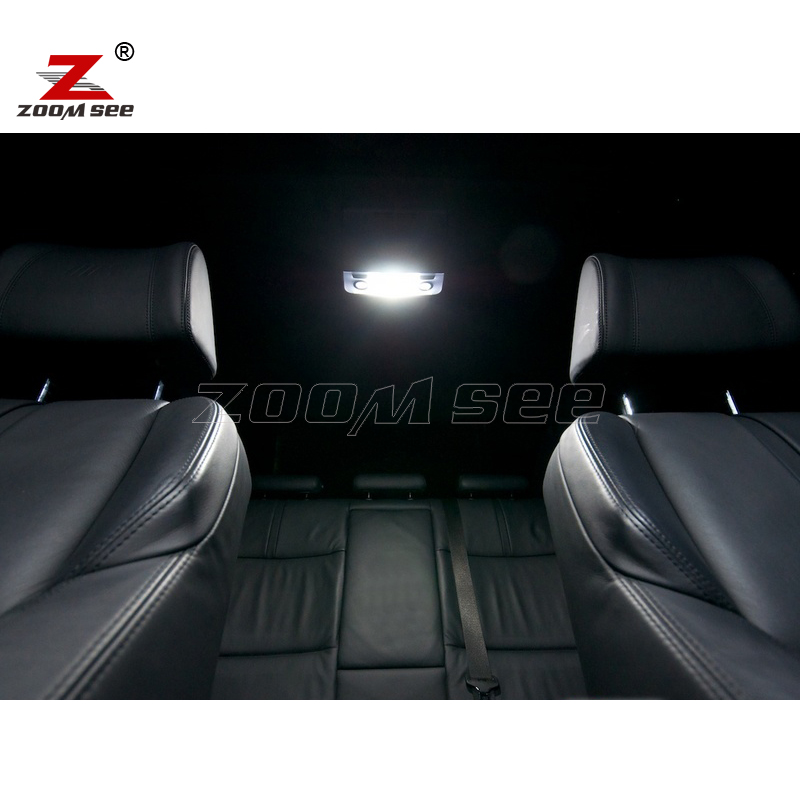 17x LED lisenziyalı boşqab lampası + 2005-2011 illəri üçün - Avtomobil işıqları - Fotoqrafiya 3