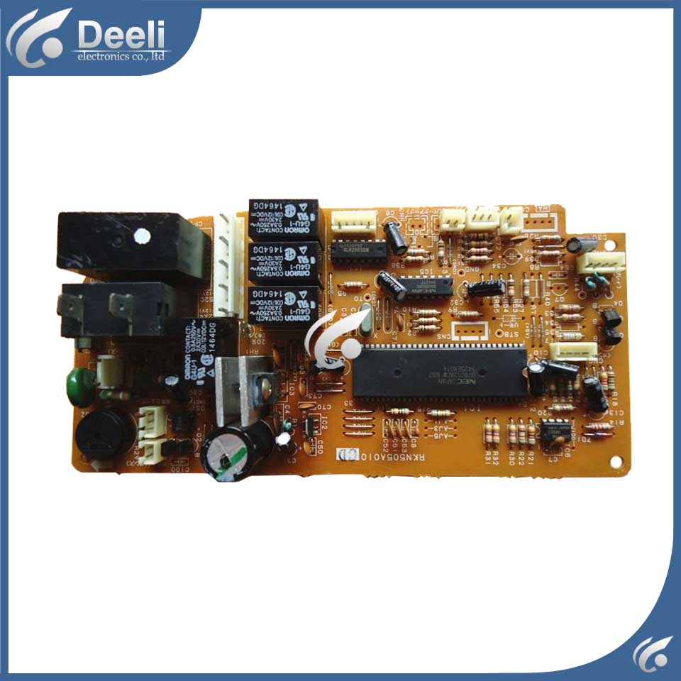 95% new Original for Mitsubishi air conditioning Computer board RKN505A010 CD circuit board used
