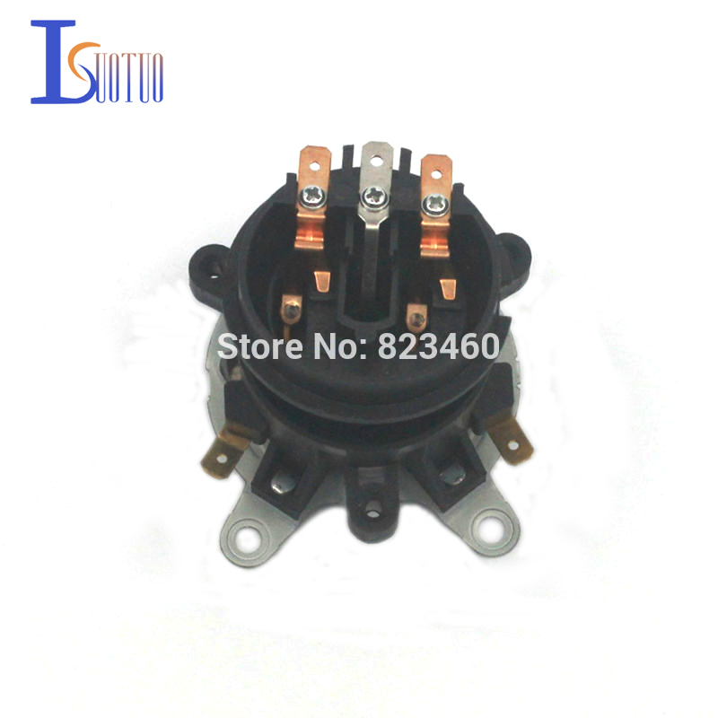Electric kettle connector base temperature controller  Short triangular with seat electric kettle Parts Coupler socket set ac 220 240v 10a ksd 01 13a kettle thermostat temperature controller socket base