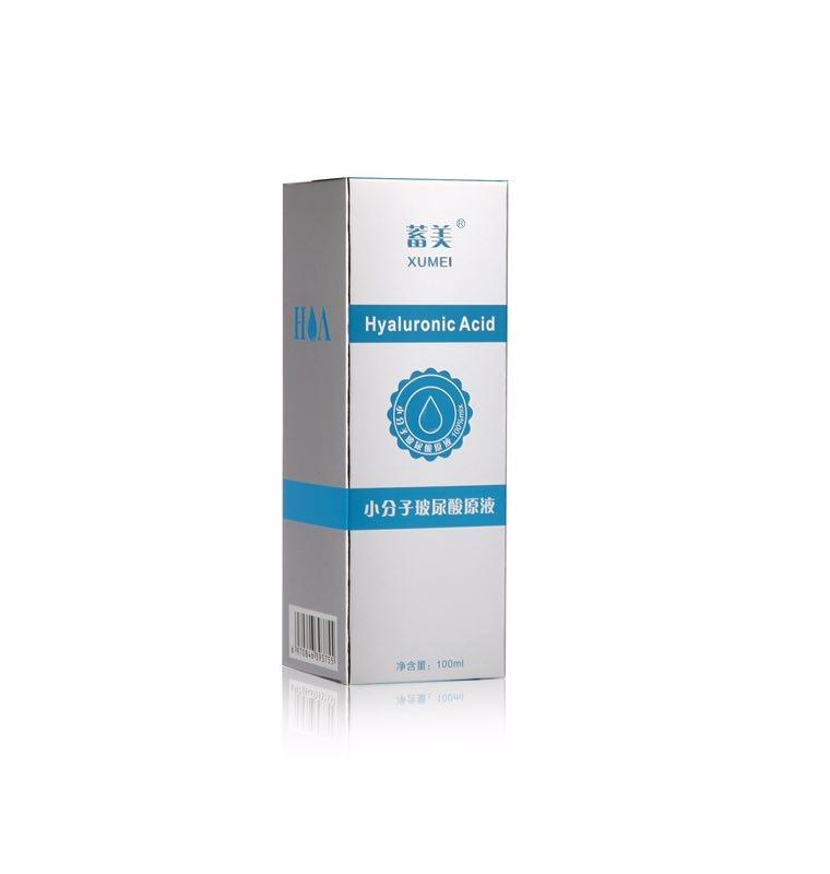 small molecule hyaluronic acid essence moisturizing brightening improving pox and printing nourishing and rejuvenating skin